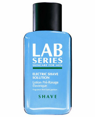 Lab Series Shave Collection Electric Shave Solution, 3.4 oz.