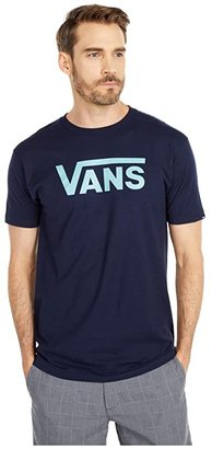 Vans Classic Tee (Lemon Chrome) Men's Short Sleeve Pullover