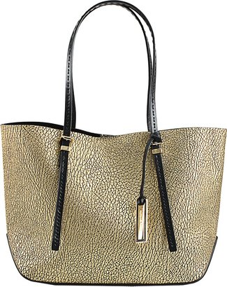 Michael Kors Small Cracked Leather Tote