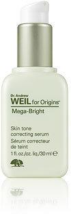 Dr. Weil for OriginsTM Mega-Bright Skin tone correcting serum