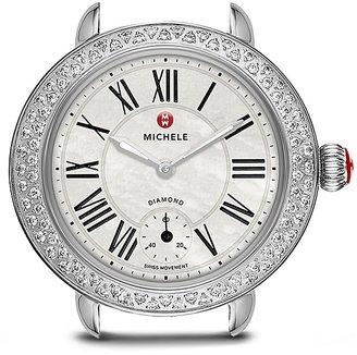 MICHELE Serein Diamond Watch Head, 28 x 27.5mm $1,595 thestylecure.com