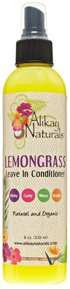 Alikay Naturals Lemongrass Leave In Conditioner $12.99 thestylecure.com