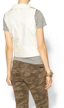 Juicy Couture Hive & Honey Sienna Canvas Vest