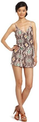 Rory Beca Women's Kees Wrap Romper