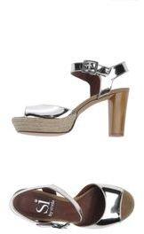 SI BY SINELA Platform sandals