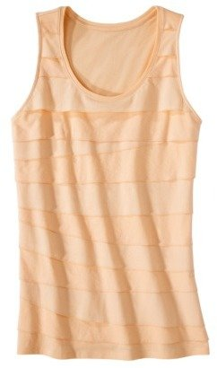 Merona Women's Sleeveless Tiered Tank - Assorted Colors