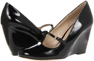 Nine West Zarig (Black Synthetic) - Footwear