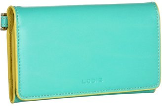 Lodis Audrey Carrie Cell Case Crossbody (Mint) - Bags and Luggage