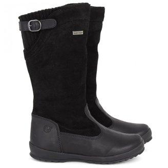 Naturino Black Lined Waterproof Boots