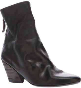 Marsèll wedge heel boot