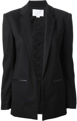 Alexander Wang open front blazer