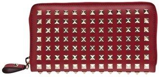 Valentino Garavani zipped wallet