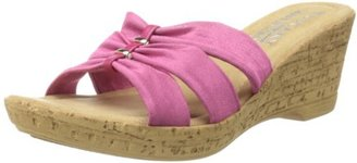 Easy Street Shoes Tuscany by Women's Palermo Wedge Sandal