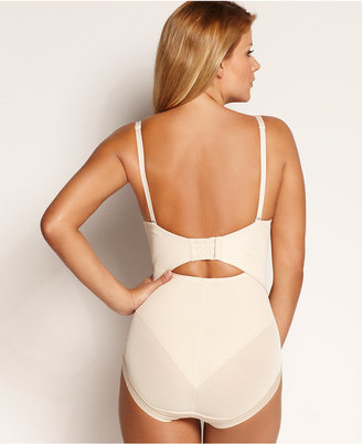 Maidenform Firm Control Bodybriefer Easy Up Strapless Body Shaper 1256