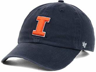 '47 Brand Illinois Fighting Illini NCAA Clean-Up Cap $24.99 thestylecure.com