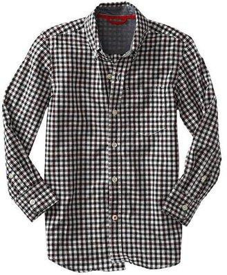 Gap Gingham shirt