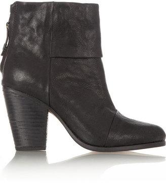 Rag and Bone Rag & bone Classic Newbury leather ankle boots