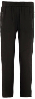 Theory Silk trousers