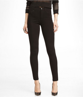 Express High Rise Ponte Knit Five Pocket Pant