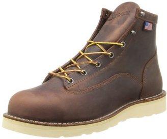 Danner Men's Bull Run 6-Inch Steel Toe Cristy Work Boot