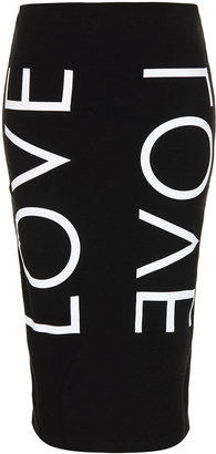 Love Fashion Targets Tube Skirt