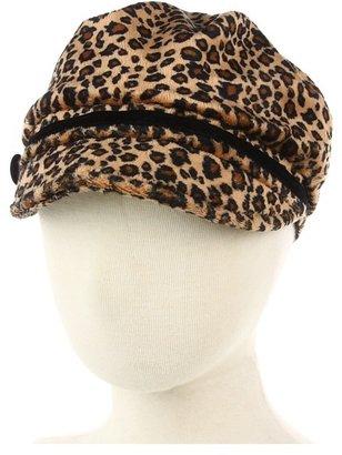 San Diego Hat Company Kids - CTK3174 (Little Kids) (Leopard) - Hats