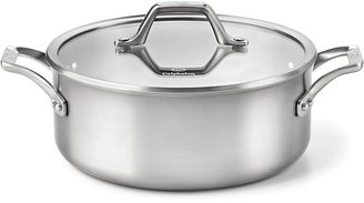 Calphalon AcCuCore 5 Quart Dutch Oven with Lid