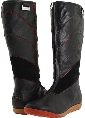 Sorel Firenze II Tall (Black) - Footwear