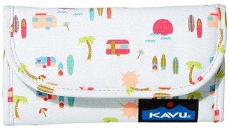 Kavu Big Spender (Surf Camp) Bi-fold Wallet