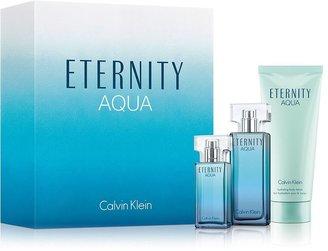 Calvin Klein Eternity Aqua Fragrance Gift Set - Women's