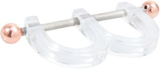 Maison Martin Margiela Plexiglass double ring