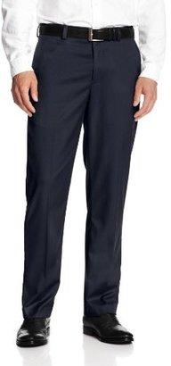 Geoffrey Beene Men's Sorona Luxury Stretch Performance Flat Front Dress Pant