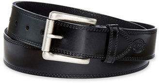 Dickies Leather Keeper Belt
