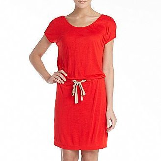 Mng by Mango® Tie-Waist Knit Dress