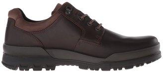 Ecco Track 6 GTX Plain Toe Tie Men's Lace up casual Shoes