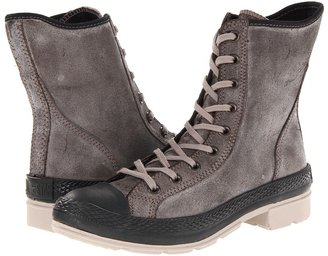 Converse Chuck Taylor All Star Lady Outsider - Dusty Suede (Brown) - Footwear
