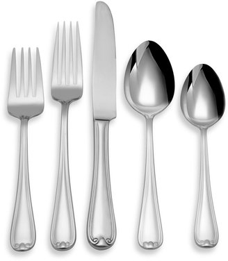 Reed & Barton Colby 45-Piece Flatware Set