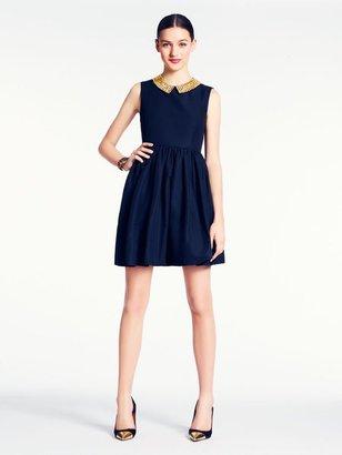 Kate Spade Stud collar laurence dress
