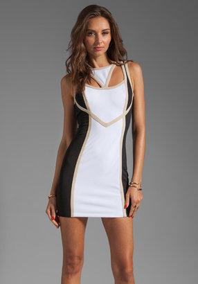 Keepsake Never Miss a Beat Body Dress