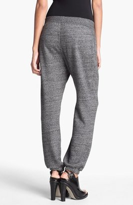 Alexander Wang French Terrry Sweatpants
