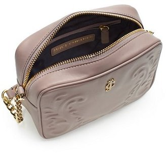 Juicy Couture Olvera Leather Camera Crossbody
