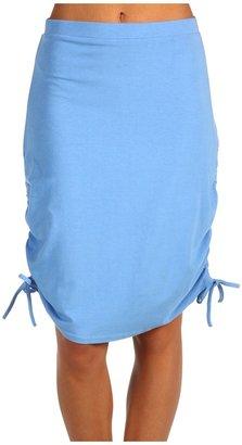 Carve Designs Monaco Side Cinching Skirt (Marina) - Apparel