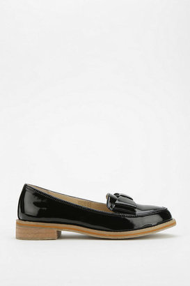 Urban Outfitters Cooperative Patent Bow Loafer