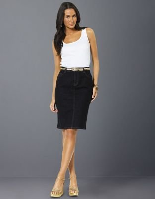 Lauren Ralph Lauren Lori 5-Pocket Skirt