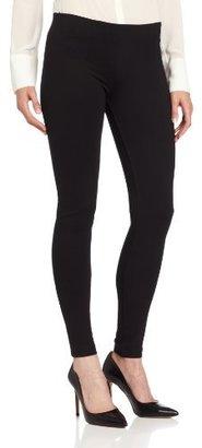 Sold Denim Women's Soho Super Scuba Skinny Jean with Side Zipper