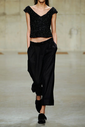 Simone Rocha Tinsel top