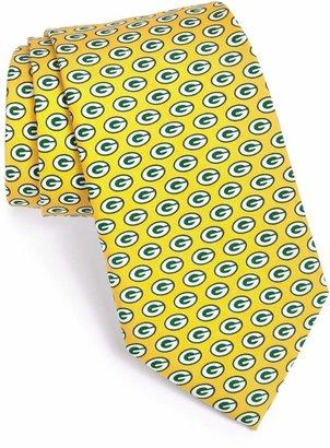 Vineyard Vines Green Bay Packers - NFL Woven Silk Tie
