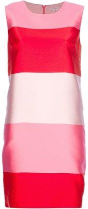 P.A.R.O.S.H. striped shift dress