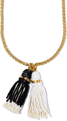 Vince Camuto Tassle Necklace