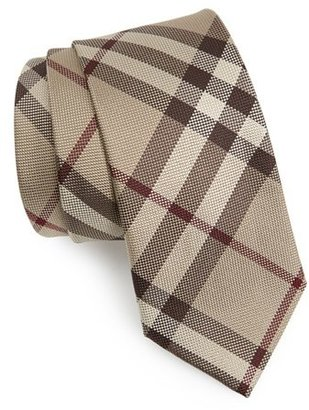 Men's Burberry London Woven Silk Tie $190 thestylecure.com